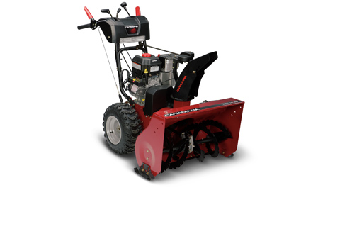 Snow Thrower Model Number